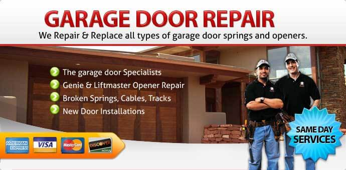 garage door repair bel air ca